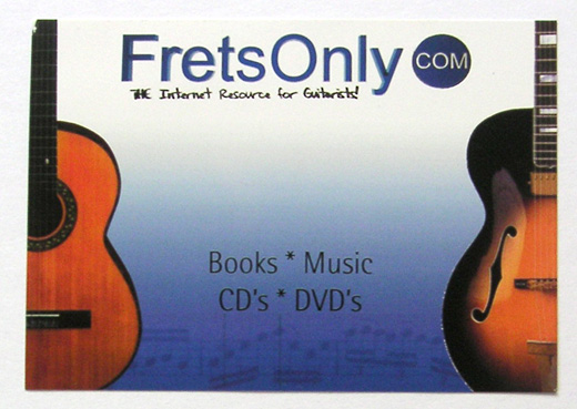 Frets Only