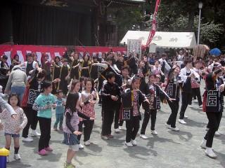 ストリートダンス「コンコン豊川」