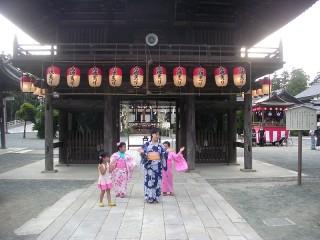 み魂祭り 山門