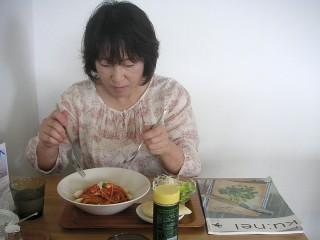 ランチ スパゲティー