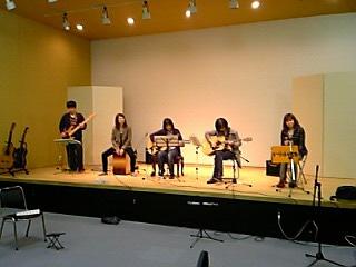 松本さん、羽田野さん、かおりちゃん、新免さん、悠