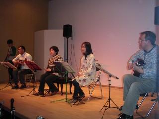Pe.Po.笑夢 としさん、千恵子さん、央枝ちゃん、あんとん